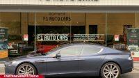 2010 Aston Martin Rapide 6.0A (New 10-yr COE)