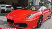 2009 Ferrari F430 Spider (COE till 06/2030)