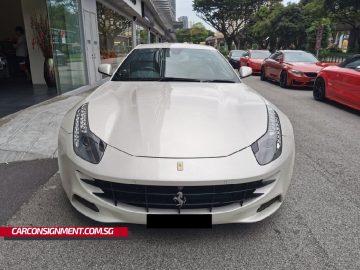 2012 Ferrari FF (New 10-yr COE)