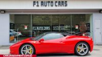 2010 Ferrari 458 Italia (New 10-yr COE)