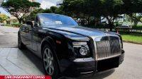 2008 Rolls-Royce Phantom Drophead Convertible (New 10-yr COE)