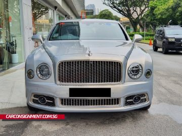 2016 Bentley Mulsanne 6.75A