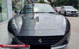 2016 Ferrari California T 3.8A