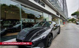 2019 Maserati GranCabrio Sport 4.7A