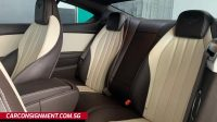 2014 Bentley Continental GT 4.0A V8 S