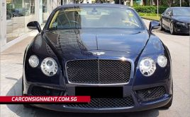 2012 Bentley Continental GT Convertible 4.0A V8