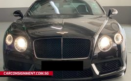 2014 Bentley Continental GT 4.0A V8 S