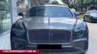 2018 Bentley Continental GT 6.0A