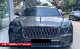 2018 Bentley Continental GT 6.0A