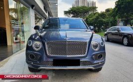 2016 Bentley Bentayga 6.0A