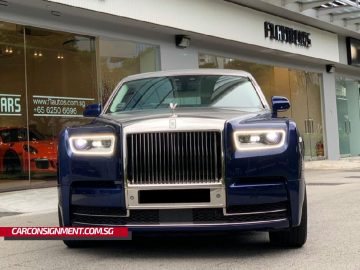2019 Rolls-Royce Phantom EWB