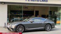 2019 Bentley Continental GT 6.0A