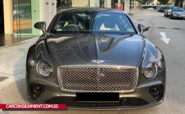 2019 Bentley Continental GT 6.0A