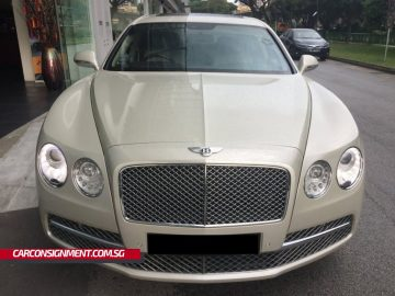 2013 Bentley Flying Spur 6.0A