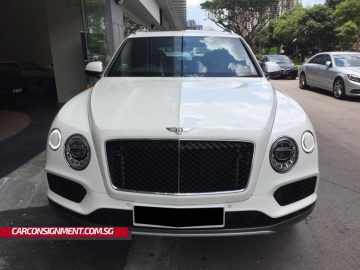2018 Bentley Bentayga 4.0A