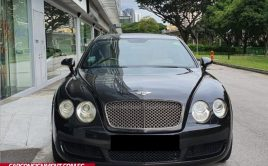 2005 Bentley Continental Flying Spur 6.0A (COE till 11/2025)