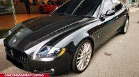 2011 Maserati Quattroporte Sport GTS 4.7A (New 10-yr COE)