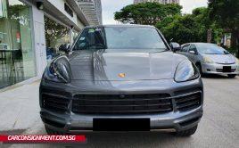 2019 Porsche Cayenne S 2.9A