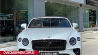 2020 Bentley Continental GT Convertible 6.0A
