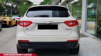2017 Maserati Levante Diesel 3.0A