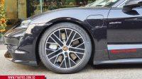 2021 Porsche Taycan Electric Turbo